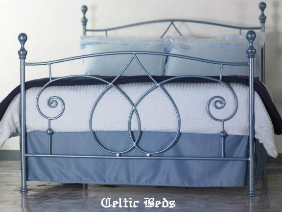 celtique lit en fer forge lit wicklow france. Black Bedroom Furniture Sets. Home Design Ideas